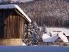 Winter im Elbsandtseingebirge